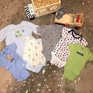 Other - Kids Newborn Onesie Set